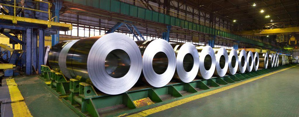 Konfektionierte Schmalrollen in der Stahlindustrie