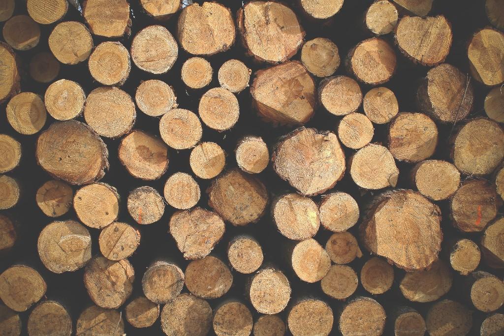 Stretchfolien für die Holzindustrie